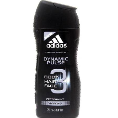 Adidas Dynamic Pulse żel pod prysznic 250 ml